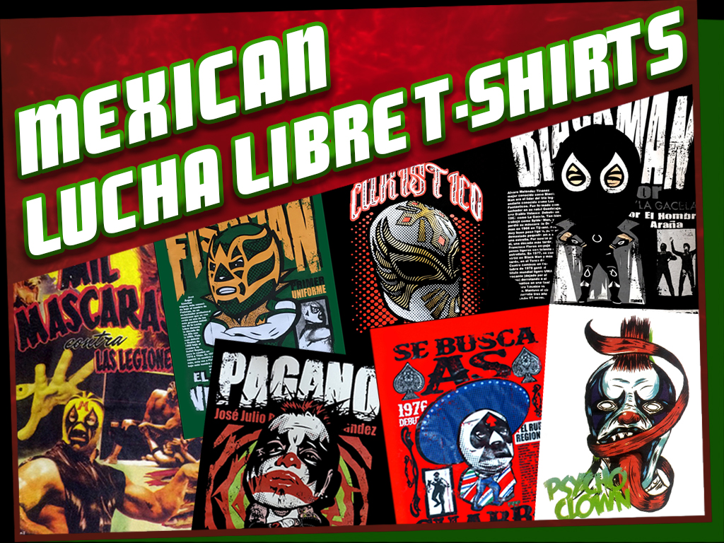 Maskman t-shurts/Tシャツ