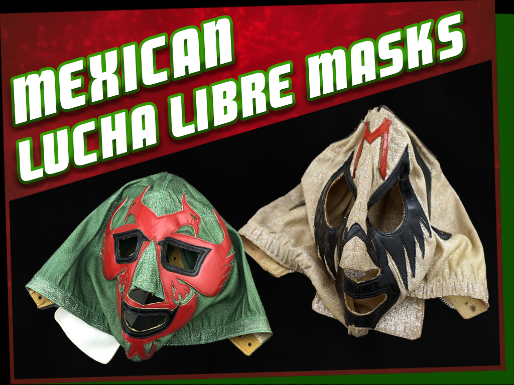 Mexican Lucha libre Mask/マスク